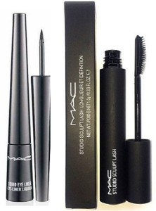 M.A.C Eyes makeup Combo