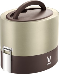 Vaya Tyffyn 600 Graphite 2 Containers Lunch Box