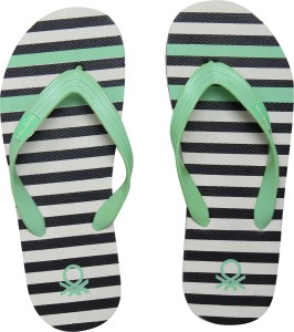09bc49838e64 United Colors of Benetton Flip Flops Best Price in India