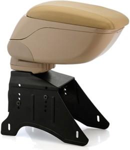 A2D Centre Console Car Armrest Beige-Ford Figo Car Armrest
