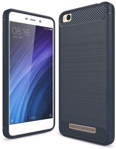 SPL Back Cover for Mi Redmi 4A Blue, Flexible Case