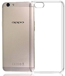 low priced 2ab6f 0cff0 Flipkart SmartBuy Back Cover for Oppo F3 PlusTransparent