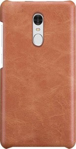 check out a388e 97fb2 Flipkart SmartBuy Back Cover for Mi Redmi Note 4 Brown Best Price in ...