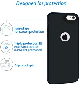 new style b109a 19be0 Flipkart SmartBuy Back Cover for Apple iPhone 6S PlusSpace Black