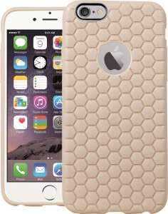 best sneakers 39803 da449 ARMOTIX Back Cover for Apple iPhone 6, Apple iPhone 6SSKIN COLOUR, Grip Case