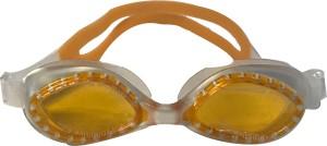 swimcart ORANGE unisex Swimming Goggles