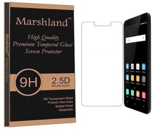 Marshland Tempered Glass Guard for Gionee P5L