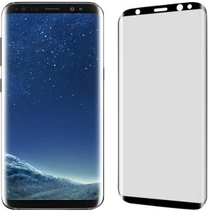 Hupshy Tempered Glass Guard for Samsung Galaxy S8