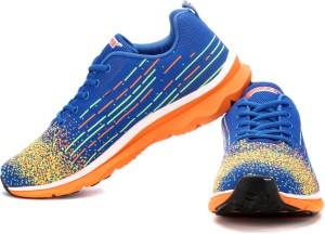 b18aa28d9fc13 Sparx Running Shoes Blue Orange Best Price in India