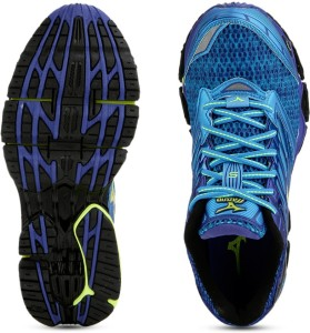 2ebfd5ece9d1 Mizuno WAVE PROPHECY 5 Running Shoes Blue Best Price in India ...