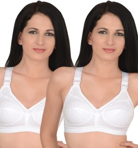 34d12d4ef6 Ultra Fit Ultima Women s Full Coverage White Bra Best Price in India ...
