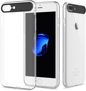 d029035474 Egotude Back Cover for Apple iPhone 7 Plus 5 5 Transparent Best ...