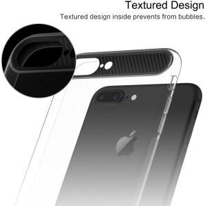 2796fcc301e Egotude Back Cover for Apple iPhone 7 Plus 5 5 Transparent Best Price in  India