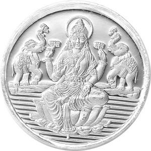 Taraash Goddess Lakshmi S 999 5 g Silver Coin