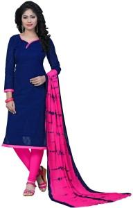 Shoponbit Jacquard Solid Salwar Suit Dupatta Material