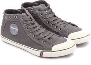 Lee Cooper Canvas High Ankle Sneakers