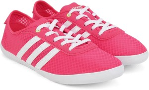 56296a7651c4 Adidas Neo CF QT VULC SEA W Sneakers Pink Best Price in India ...