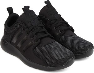 b84860f56f3 Adidas Neo CLOUDFOAM LITE RACER W Running Shoes Black Best Price in ...