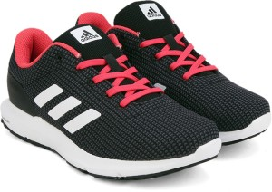3a8c8cb0c7684 Adidas COSMIC W Running Shoes Black Best Price in India