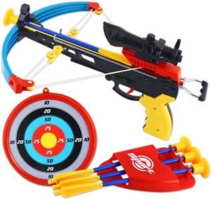 Blue Lotus Crossbow Set With Blunt DartsMulticolor