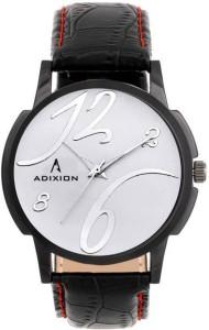 Adixion 9502NLB2 New Leather Strap Mattel Case Analog Watch Analog Watch  - For Men & Women