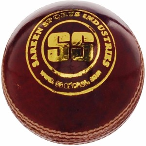 db33617ecec SS Gutsy Alum Tanned Cricket Leather Ball ( Pack of 12 Red )