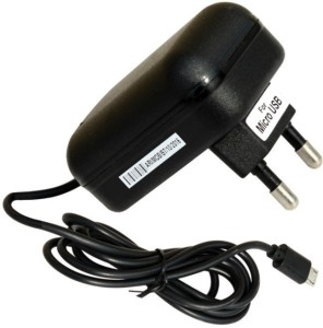c6fd86f11f1b11 ARI univercal charger for all smart phones with wire Mobile Charger ( Black  )
