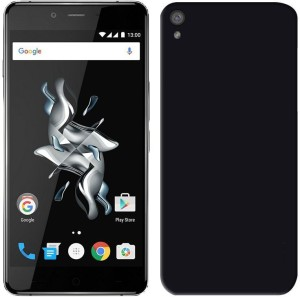 huge discount 2eb80 b0aae Flipkart SmartBuy Back Cover for OnePlus xSpace Black