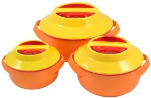 Shrih Pack of 3 Casserole Set