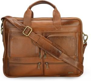 Teakwood 15 inch Laptop Messenger Bag