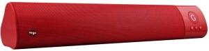 Mezire WM-1300 (02) RED Portable Bluetooth Mobile/Tablet Speaker