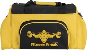 Gadge Gadge Gym Bag Yellow Color Bag