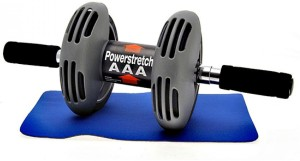 Instafit Power Stretch Roller With One Surprise Gift Ab Exerciser