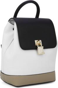 48b25a005 ALDO KOPLOWITZ 1 L Backpack White Best Price in India | ALDO ...