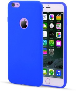 uk availability f384f b82ae GadgetM Back Cover for Apple iPhone 6S PlusBlue