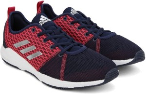 79779a7a789d Adidas ARIANNA CLOUDFOAM Training Shoes Navy Best Price in India ...