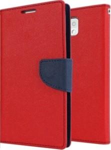 OM Flip Cover for Mi Redmi 3S Prime