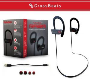 437c6f6c7b6 CROSSBEATS RAGA V2 Wireless Headphones bluetooth Headphones Black In the  Ear Best Price in India   CROSSBEATS RAGA V2 Wireless Headphones bluetooth  ...