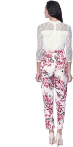 bf08c29f5881 Aayu Floral Print Women s Jumpsuit Best Price in India