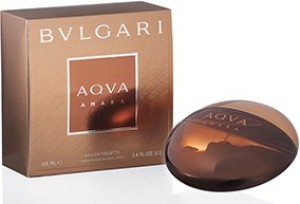 ce27579ec1 Bulgari Aqva Amara For Men 3 4 Ounce Eau de Toilette 100 ml For Men ...