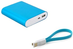 HBNS 19856 Fast Charging Usb Portable Power Supply 15000 mAh Power Bank