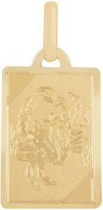 TBZ TheOriginal Cancer Horoscope 14kt Yellow Gold Pendant