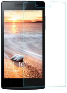 S-Model Tempered Glass Guard for Lava A71