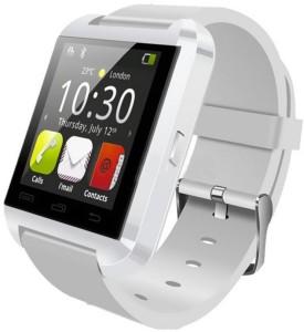 a3477340d46 Fellkon u8 smart watch Smartwatch White Strap Best Price in India ...