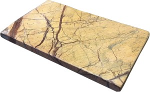 VRS Brown Marble Soap Dish