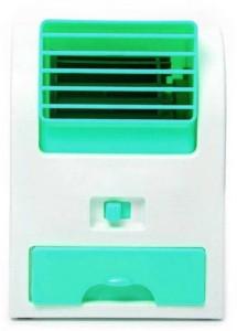 Any Time Buy Mini Cooler Green 1 USB Fan