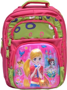 Sanstar KIDZYL1 35 L Trolley Backpack