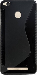 the best attitude f7e9a 0900b Flipkart SmartBuy Back Cover for Mi Redmi 3S PrimeBlack
