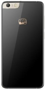 best service 7b260 2b9c0 BrewingQ Back Replacement Cover for Micromax Canvas Knight 2 E471Black
