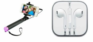 ROAR Headset Accessory Combo for SONY xperia C4 dual